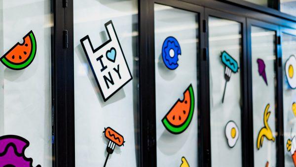 Blijvende indruk dankzij gepersonaliseerde stickers